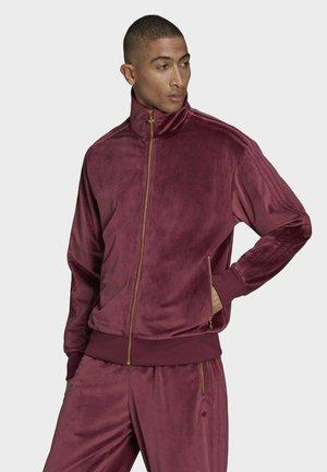 Veste de survêtement - burgundy