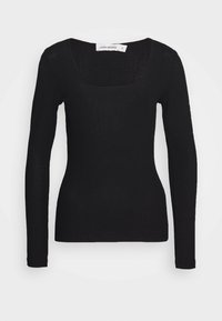 Carin Wester - RINA - Bluzka z długim rękawem - black - 4