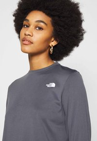 The North Face - TEE - Long sleeved top - vanadis grey - 3