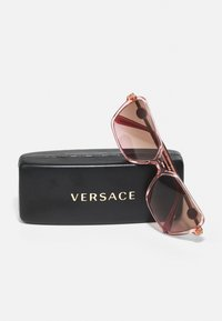 Versace - Zonnebril - transparent pink - 3