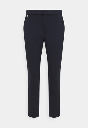 MODERN PONTE PANT - Trousers - navy