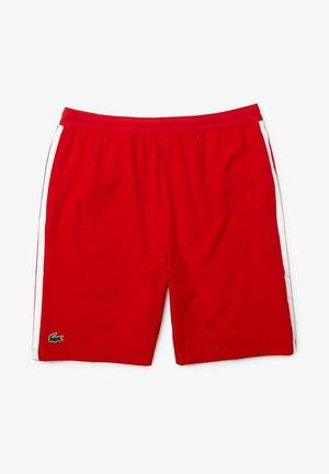 Short - rouge / blanc