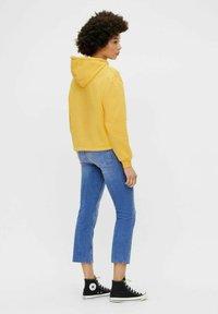 Pieces - Straight leg jeans - medium blue denim - 2