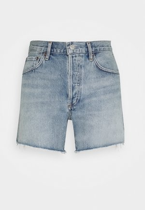 REESE - Denim shorts - light indigo