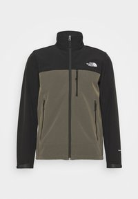 The North Face - MENS APEX BIONIC JACKET - Softshelljacka - green - 4
