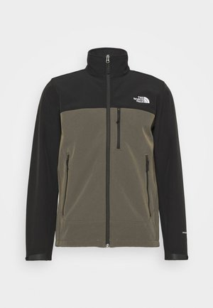 MENS APEX BIONIC JACKET - Kurtka Softshell - green