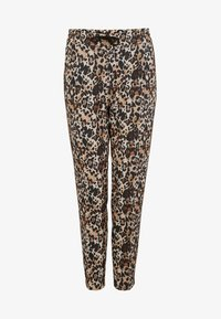 miss goodlife - Trousers - brown - 4