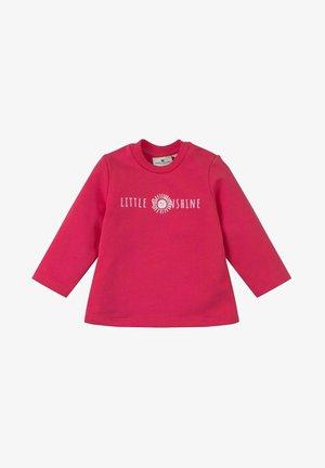 Sweatshirt - azalea|pink