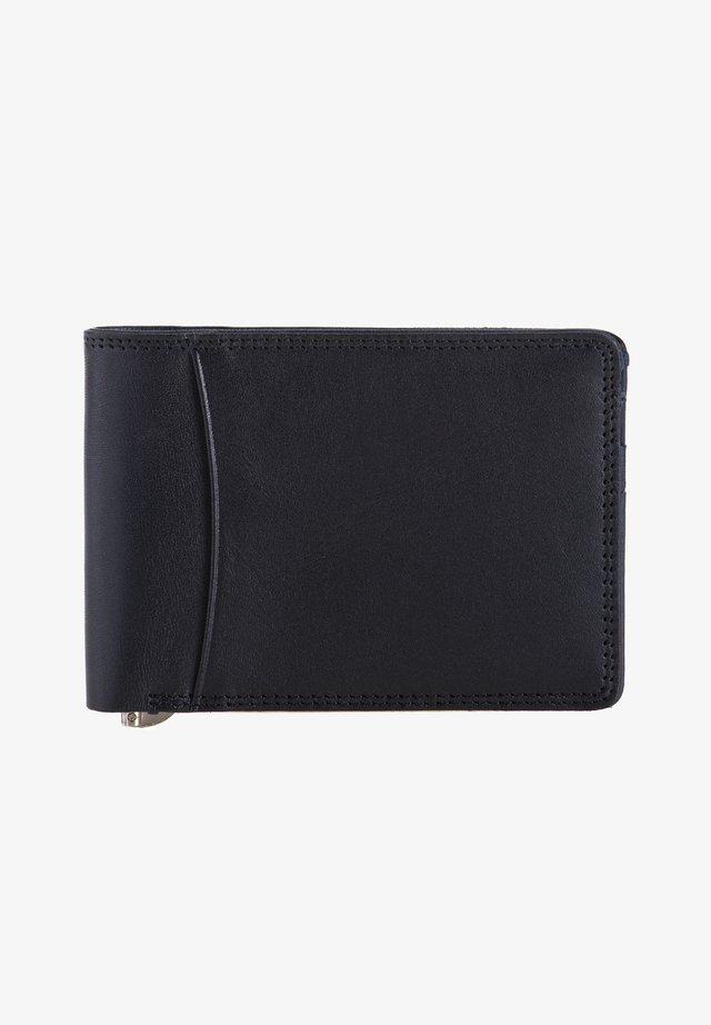 Wallet - black/blue
