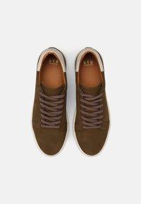 Shoe The Bear - APHEX - Tenisky - khaki green - 3