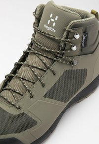 Haglöfs - L.I.M MID PROOF ECO  - Hiking shoes - sage green/deep woods - 5