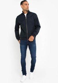 Threadbare - HAYMARKET HARRINGTON - Light jacket - blau - 1