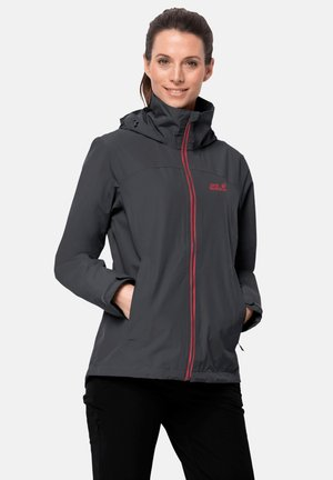 EVANDALE - Outdoor jacket - ebony