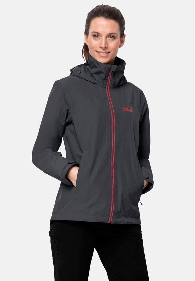 EVANDALE - Outdoor jacket - ebony