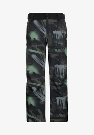 ADRIAN  - Outdoor trousers - swamped