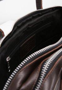 Royal RepubliQ - NANO BIG ZIP - Laptop bag - brown - 4