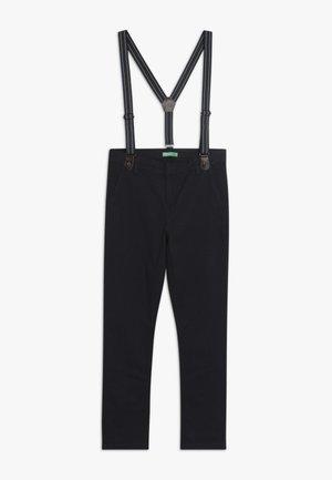 LONG TROUSERS - Pantalones - grey