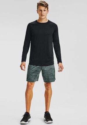 Sports shorts - lichen blue