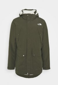 The North Face - KATAVI - Parka - new taupe green - 6