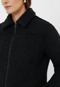 Desigual - Manteau classique - black - 4