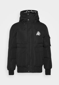 Kings Will Dream - MILFORD PUFFER JACKET - Winterjas - black - 3