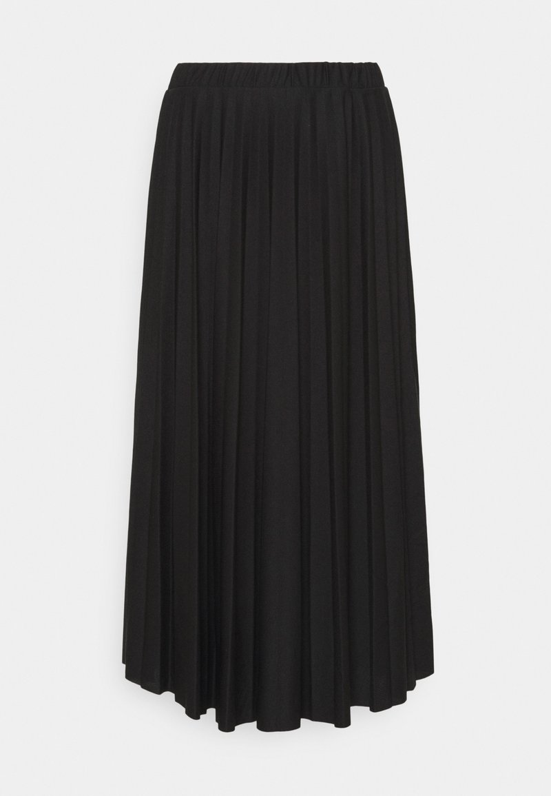 Trendyol - A-line skirt - black