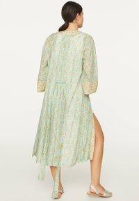 OYSHO - Summer jacket - turquoise - 2