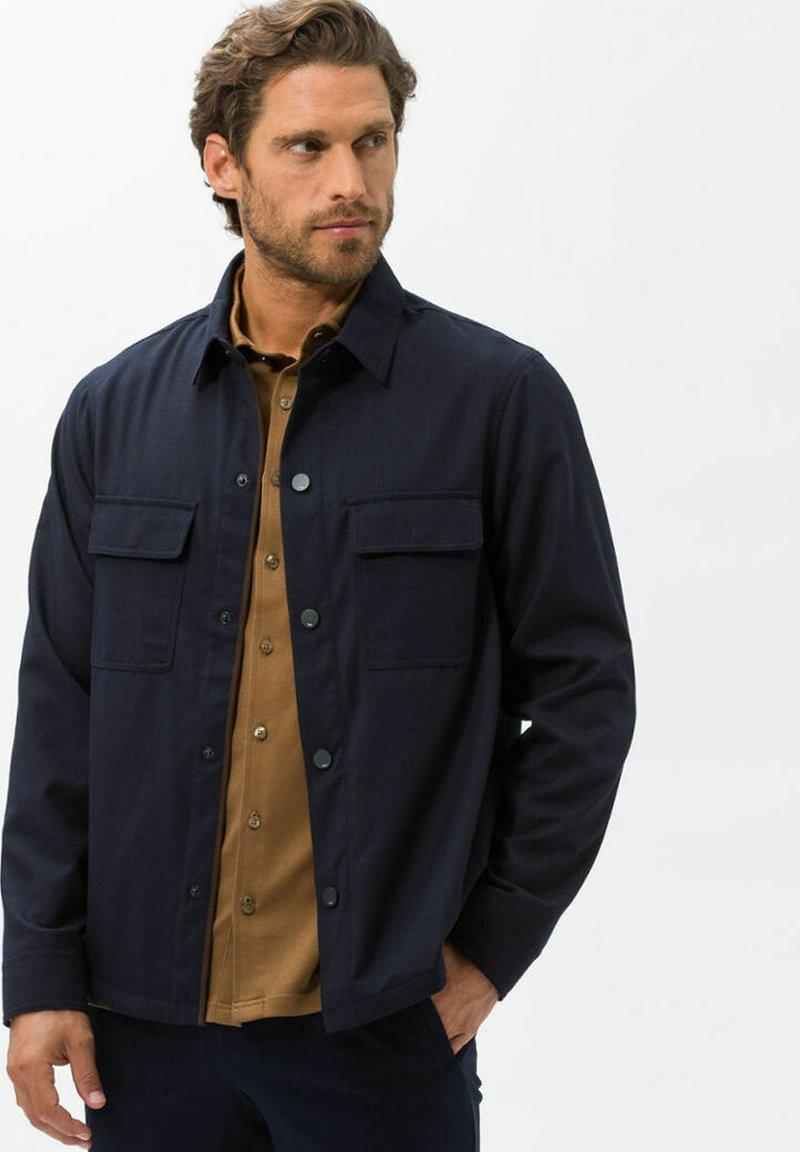 BRAX - TED - Summer jacket - navy