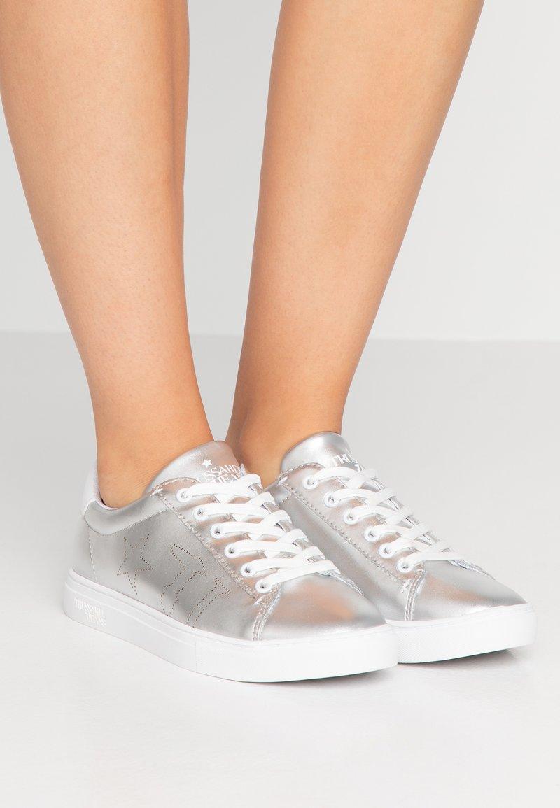 Trussardi Jeans - Tenisky - silver
