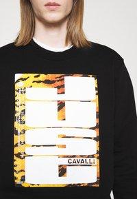 Just Cavalli - FELPA - Felpa - black - 4