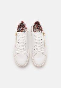 ALDO - LONGOED - Sneaker low - white - 3