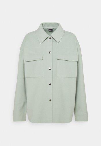 MAJKEN JACKET - Lett jakke - aqua gray