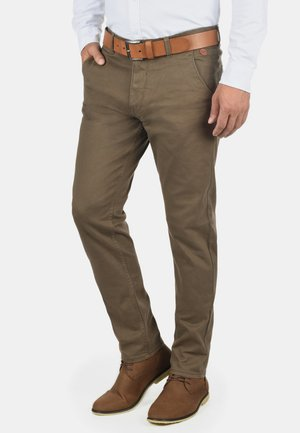 KAINZ - Chinos - mocca brown