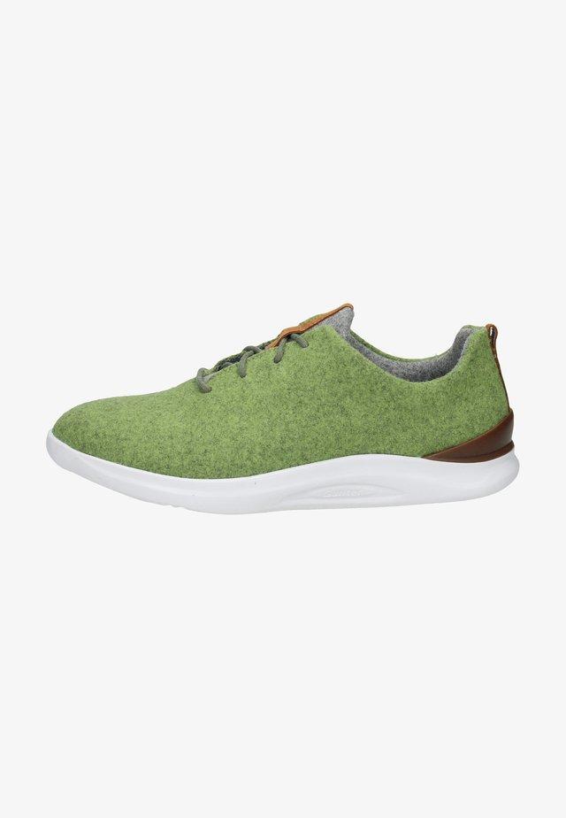 Sneakers laag - kiwi