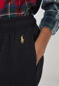Polo Ralph Lauren - SEASONAL  - Pantalones deportivos - black - 5