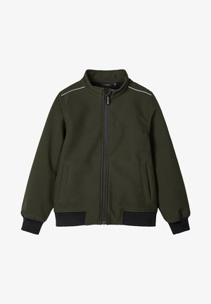 ALFA  - Bomber Jacket - olive