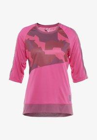 Craft - HALE - T-Shirt print - pink - 4