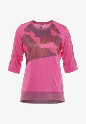 HALE - Camiseta estampada - pink