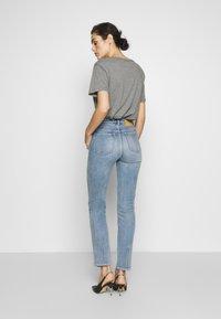 Neuw - MARILYN - Straight leg jeans - preloved blue - 2
