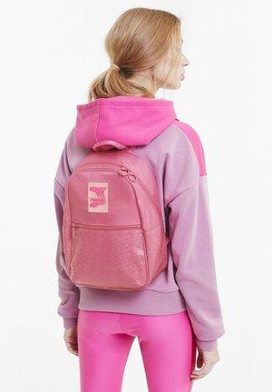 Rucksack - glowing pink