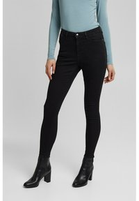 Esprit Collection - Jeans Skinny Fit - black rinse - 0
