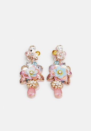 JEHANNE - Earrings - pastel multi