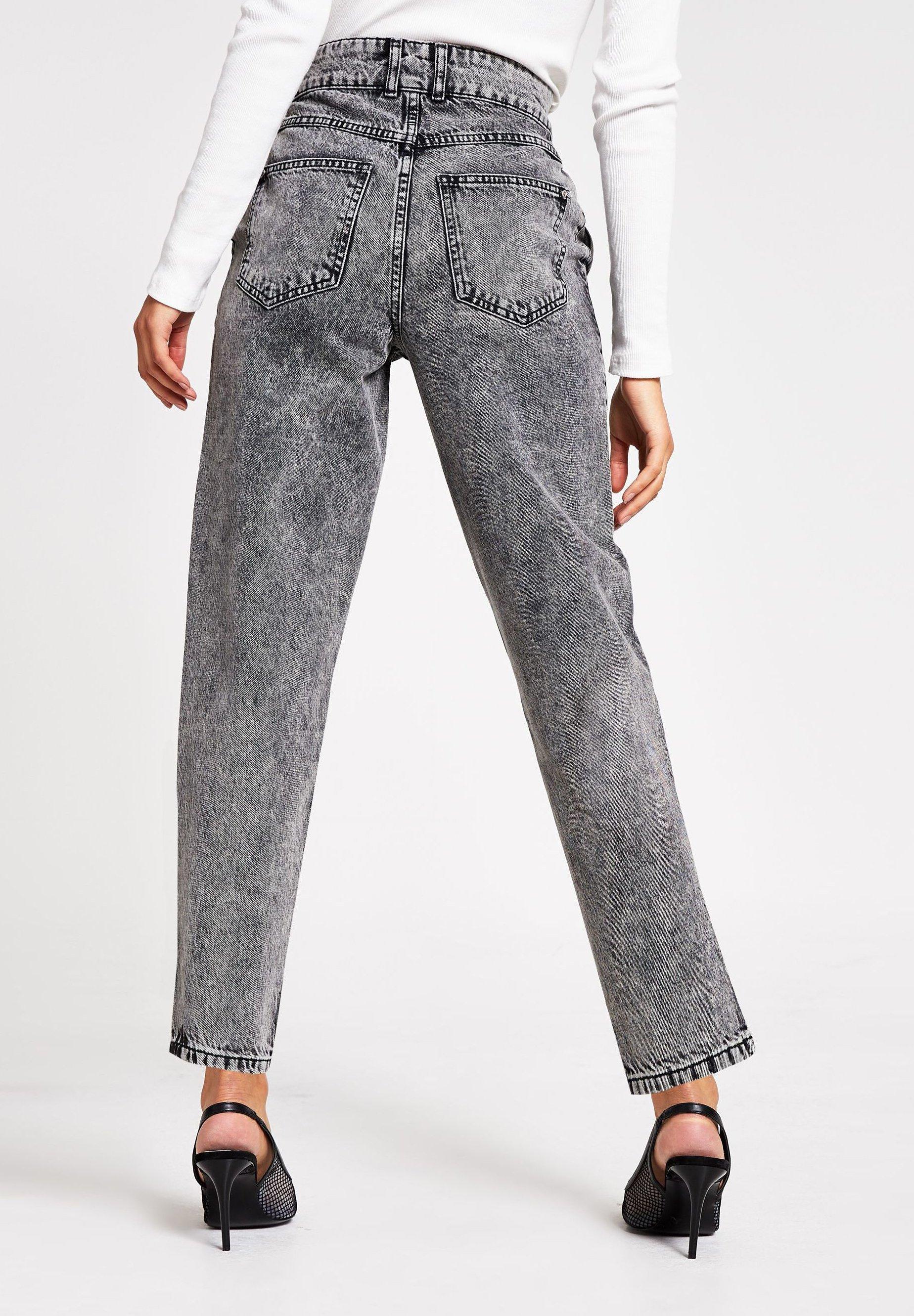 River Island Jeans fuselé - black - Jeans Femme 4NlnW