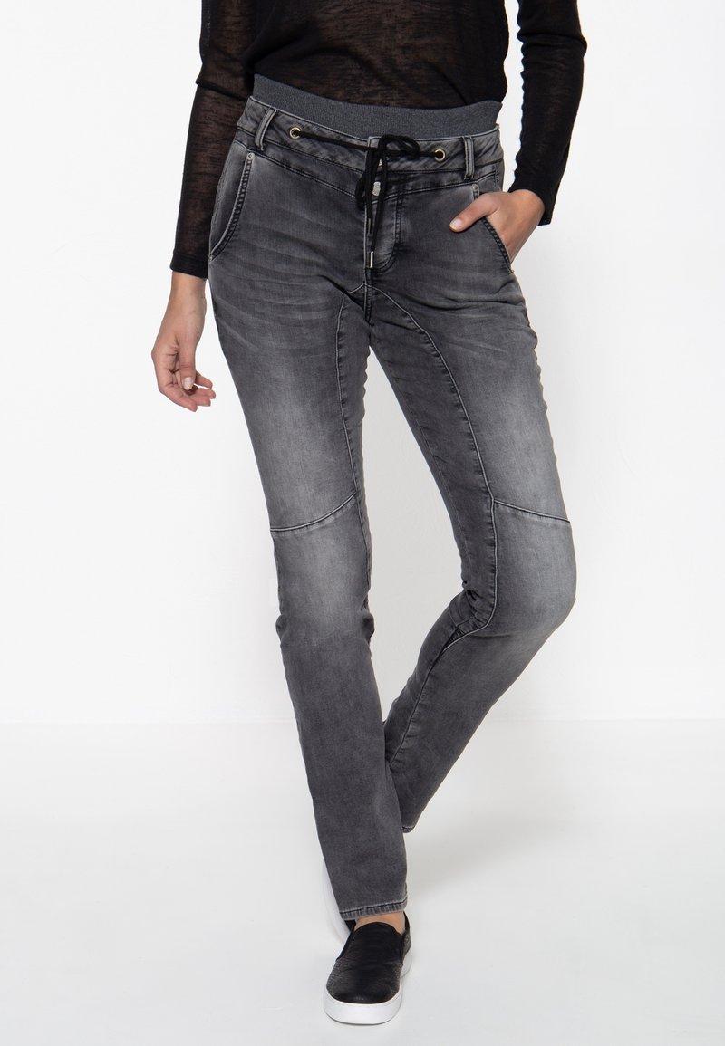 Amor, Trust & Truth - Slim fit jeans - grau
