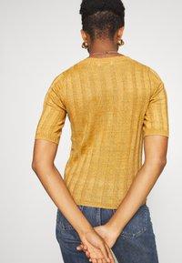 Soeur - DELON - T-shirt basic - miel - 2