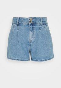 ONLY Petite - ONLDEBBIE LIFE - Shorts di jeans - light medium blue denim - 0