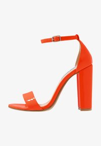 Steve Madden - CARRSON - High heeled sandals - orange - 1