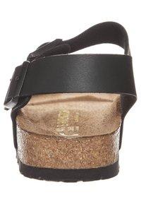Birkenstock - MILANO - Sandals - black - 1