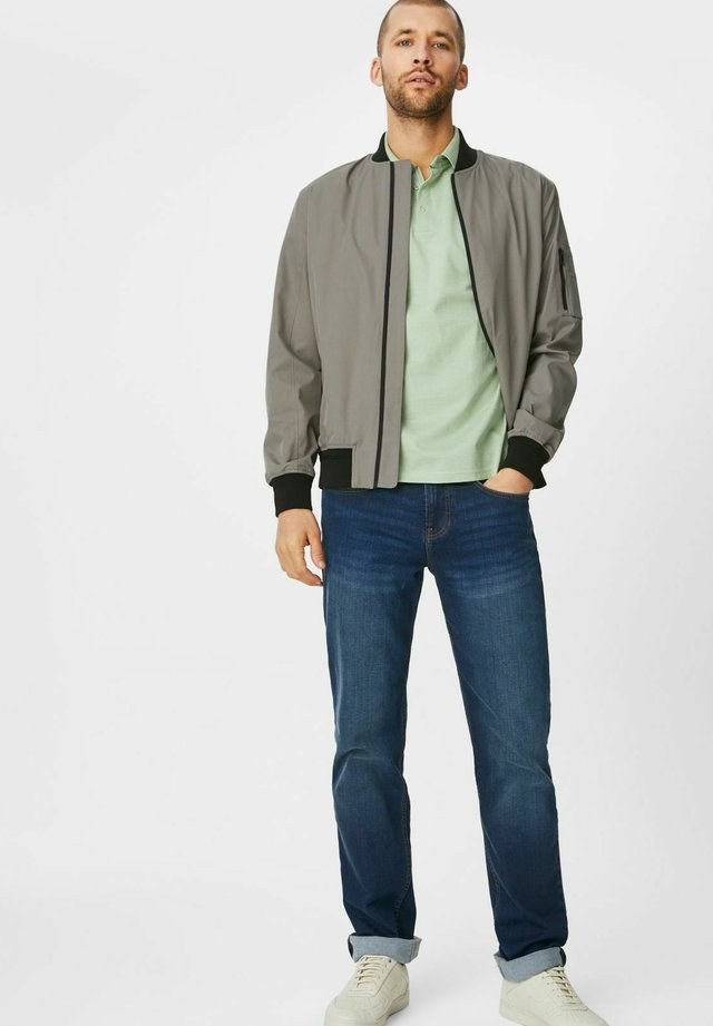 Poloshirt - mintgrün