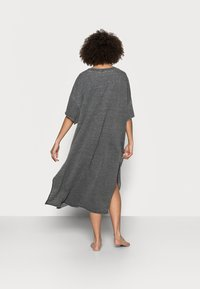 Free People - COZY ALL DAY HAREM - Nightie - washed black - 2